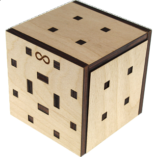 Puzzle Solution for Antares Puzzle Box