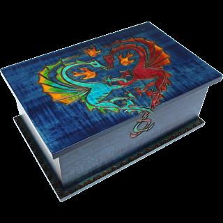 Dragon Puzzle Box - Large