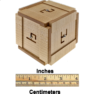 Rune Cube - Limited Edition
