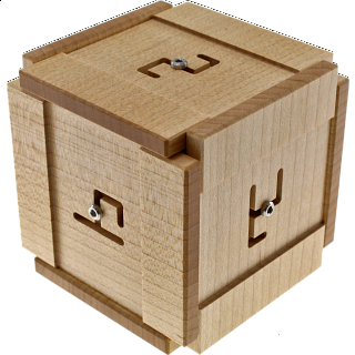 Puzzle Solution for Rune Cube - Limited Edition
