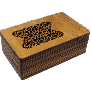 Puzzle Solution for Navia Puzzle Box