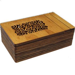 Puzzle Solution for Minos Box
