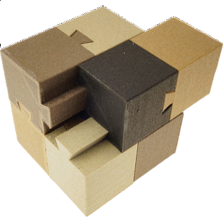 Dovetail Cube