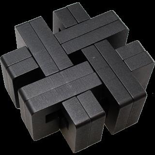 Adelphia: The Beast - Metal Puzzle (Unassembled)
