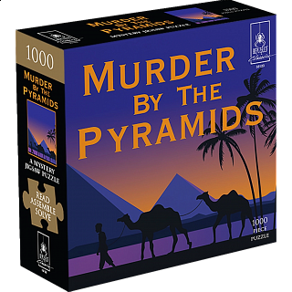 Myster Puzzle - Murder On The Nile