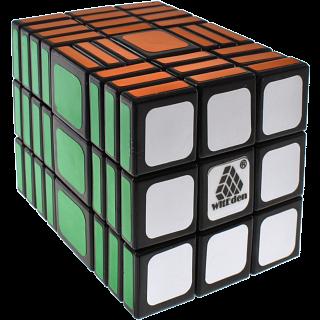 Full Function 3x3x10 II - Black Body