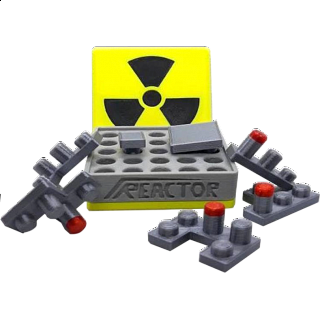 Puzzle Solution for Reactor Nuclear Packing Puzzle