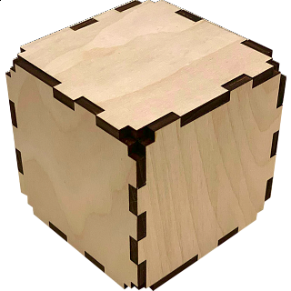Puzzle Solution for Vega Cube Puzzle Box
