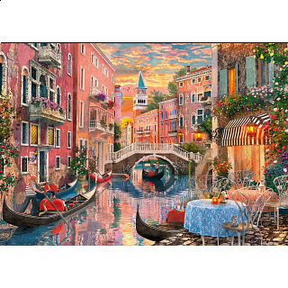 Venice Evening Sunset