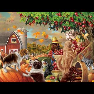 Harvest Market Hounds