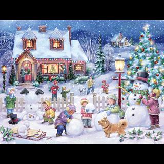 Snowman Celebration