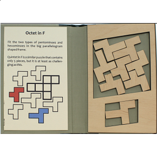 Puzzle Booklet - Octet in F