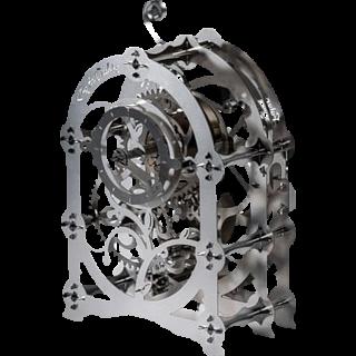 Mechanical Metal Model - Mysterious Timer 2