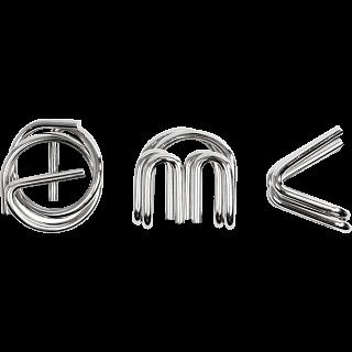 Einstein's E=mc² Theory Metal Puzzles