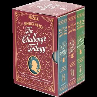 Sherlock Holmes: The Challenge Trilogy