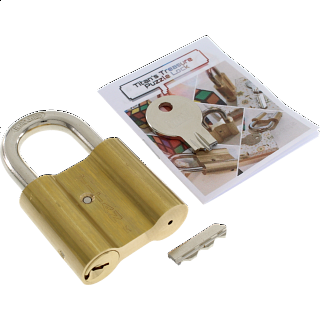 Titan's Treasure Puzzle Lock