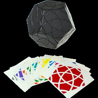 AJ Bauhinia Dodecahedron II DIY - Black Body