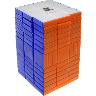 Full Function 3x3x15 II - Stickerless