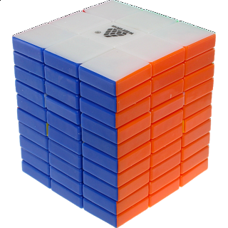 Full Function 3x3x10 I - Stickerless