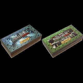 Constantin Puzzle Boxes - Set of 3