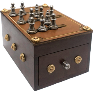 Chess Box (Schachbox)