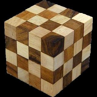Anaconda Cube