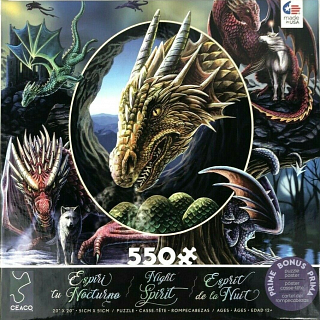 Night Spirit: Dragons