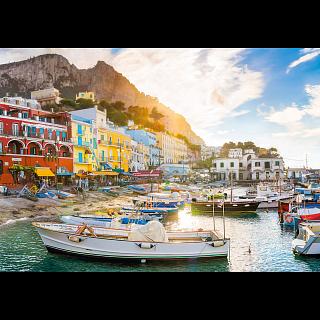 Capri - 1500 Piece Puzzle