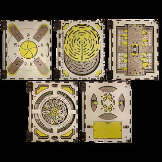Codex Silenda - 5 Page Light Birch