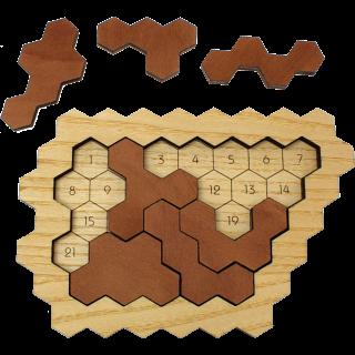 Puzzlendar - Hex