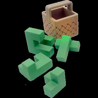 Sandwich - Akaki's Picnic Basket Puzzle