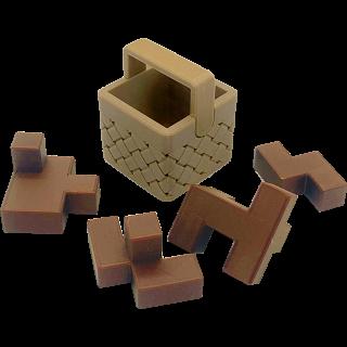 Chocolate - Akaki's Picnic Basket Puzzle
