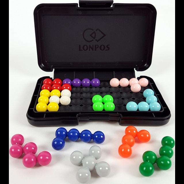 Lonpos 200+ Puzzle Game