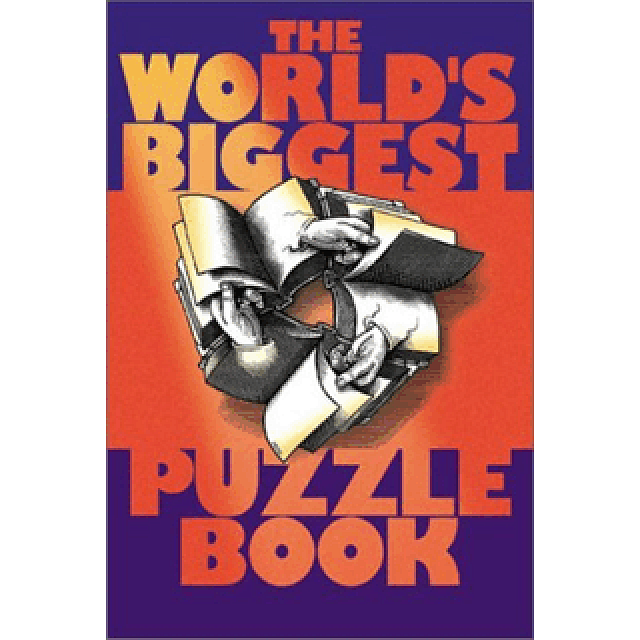 The World's Biggest Puzzle Book - Book