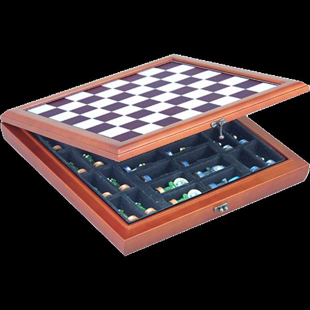 15 inch Cherry Wood Storage Board
