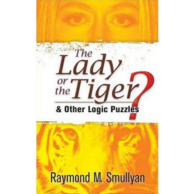 the-lady-or-the-tiger-book