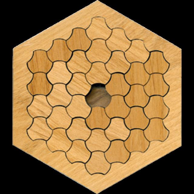 Paradigm Puzzles - Tetrascales