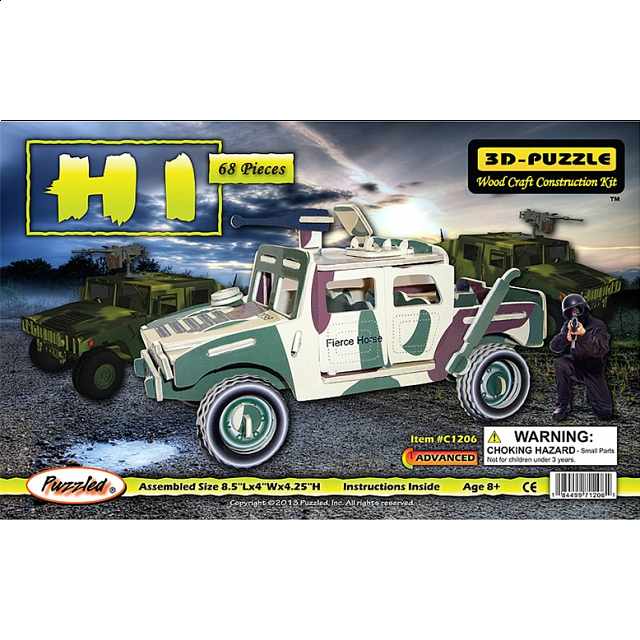 h1-lr-all-terrain-vehicle-illuminated-3d-wooden-puzzle