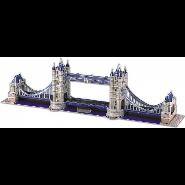 Tower Bridge - London - 3D Jigsaw Puzzles
