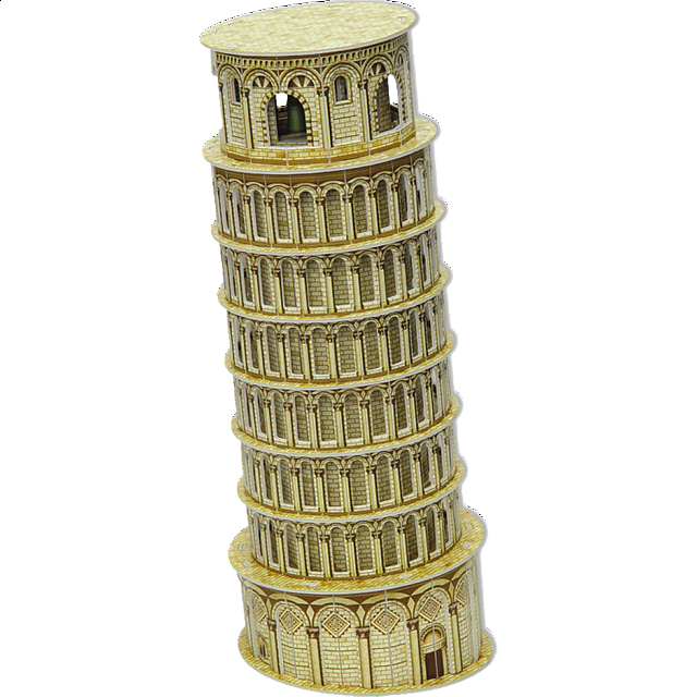 leaning-tower-3d-jigsaw-puzzle