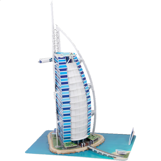 burj-al-arab-3d-jigsaw-puzzle