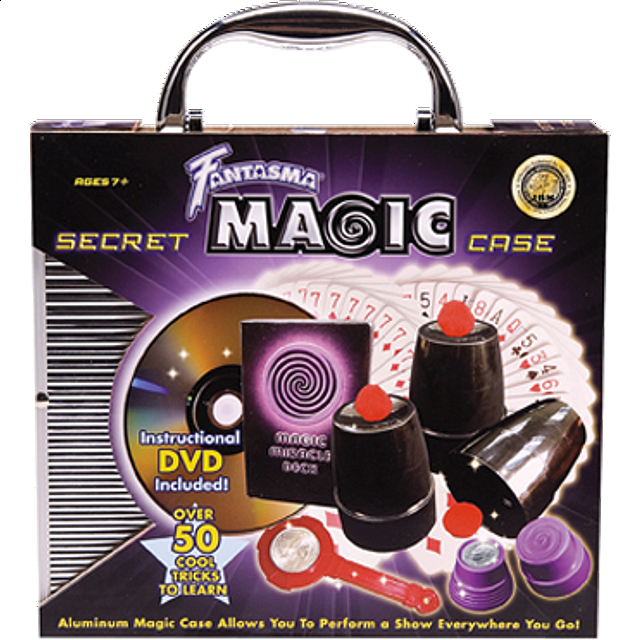 Secret Magic Case