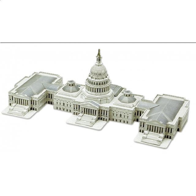 the-capitol-3d-jigsaw-puzzle