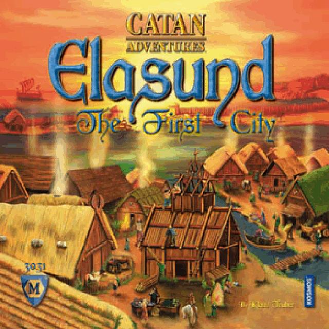Elasund: The First City