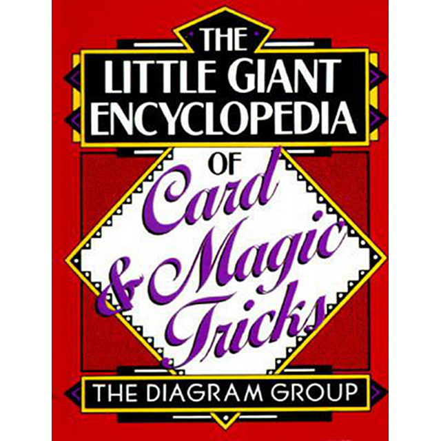 the-little-giant-encyclopedia-of-card-magic-tricks-book