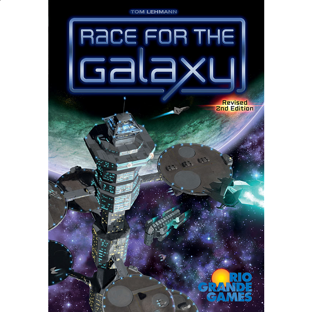 Race for the Galaxy - 2nd Edition