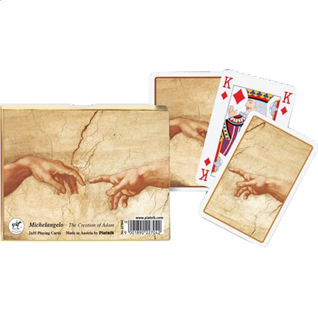 michelangelo-the-creation-of-adam-playing-cards
