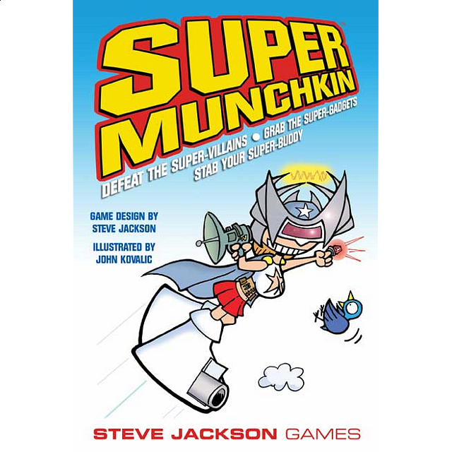 super-munchkin