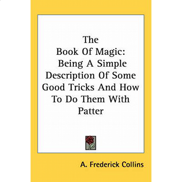 the-book-of-magic-being-a-simple-description-book