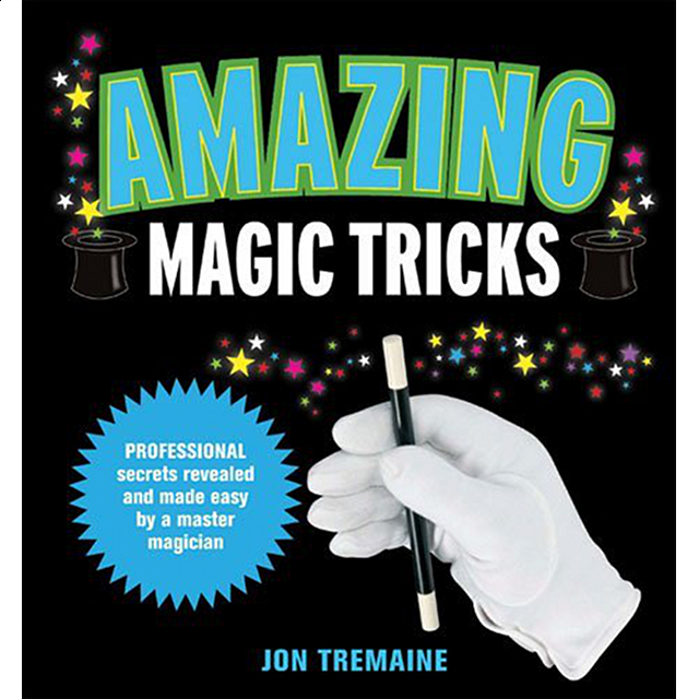 amazing-magic-tricks-jon-tremaine-book